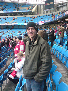Bids @ Man City by Jayl - Feb - 2008