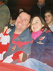 Steve & Fiona - Wigan - Home - Nov 2007