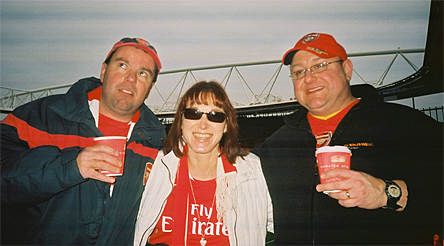Steve - Niki - Geoff - Wigan - Home - Nov - 2007