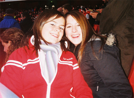 Fiona & Emily - Wigan (H) - Feb 2007