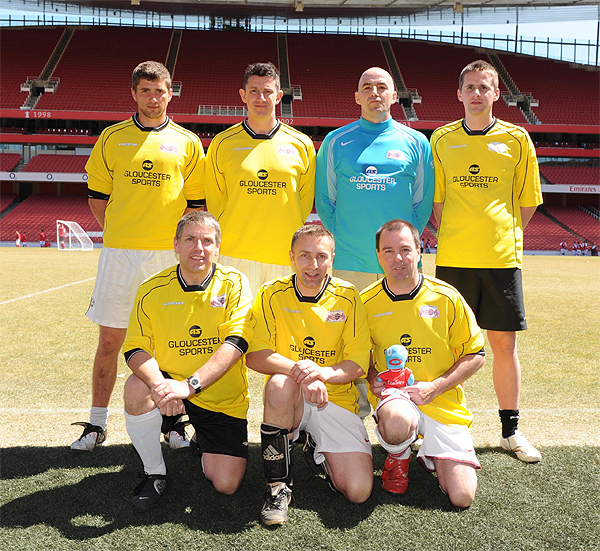 Emirates Supporters club Football Tournament - May 2010 ©